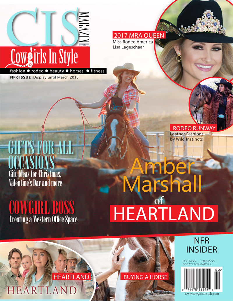 Hot Off The Press! Featuring Amber Marshall from \