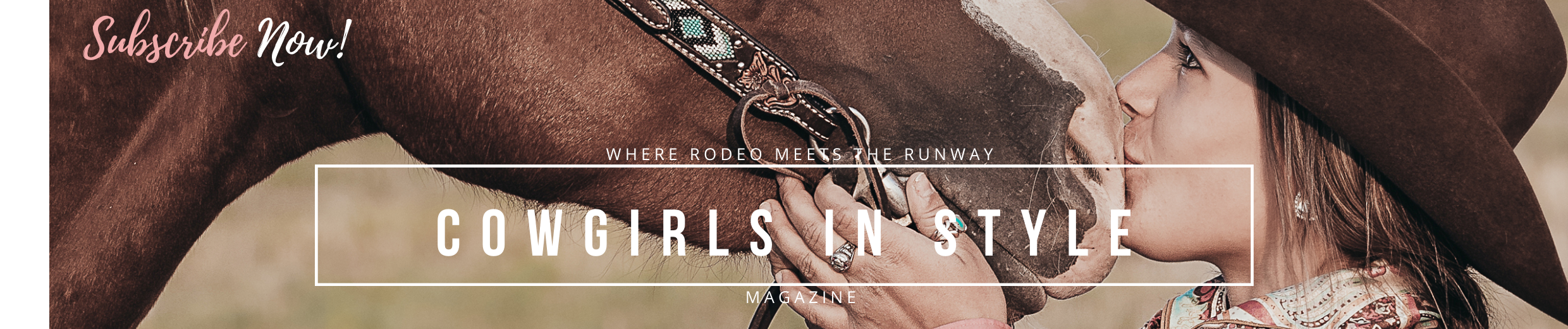 The Glamorous Cowgirl - Cowgirls In Style Magazine