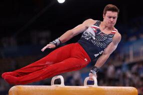 Gymnastics – Artistic – Olympics: Day 3